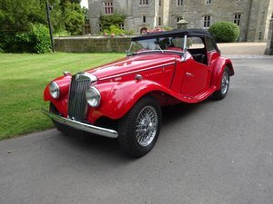1955 MG TF1500 - Recent restoration For Sale