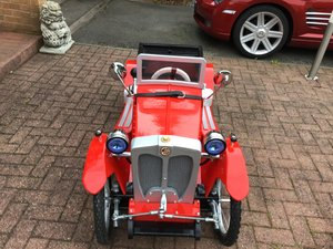 Mg TC pedal car