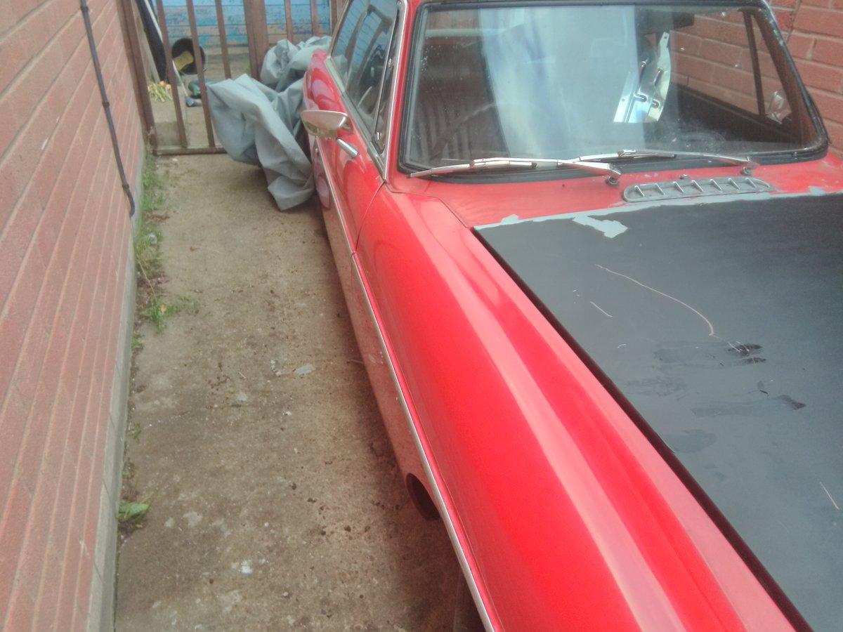 1971 MG BGT For restoration For Sale (picture 3 of 3)
