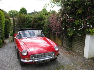 1966 MGB V8 Roadster 3.5l For Sale