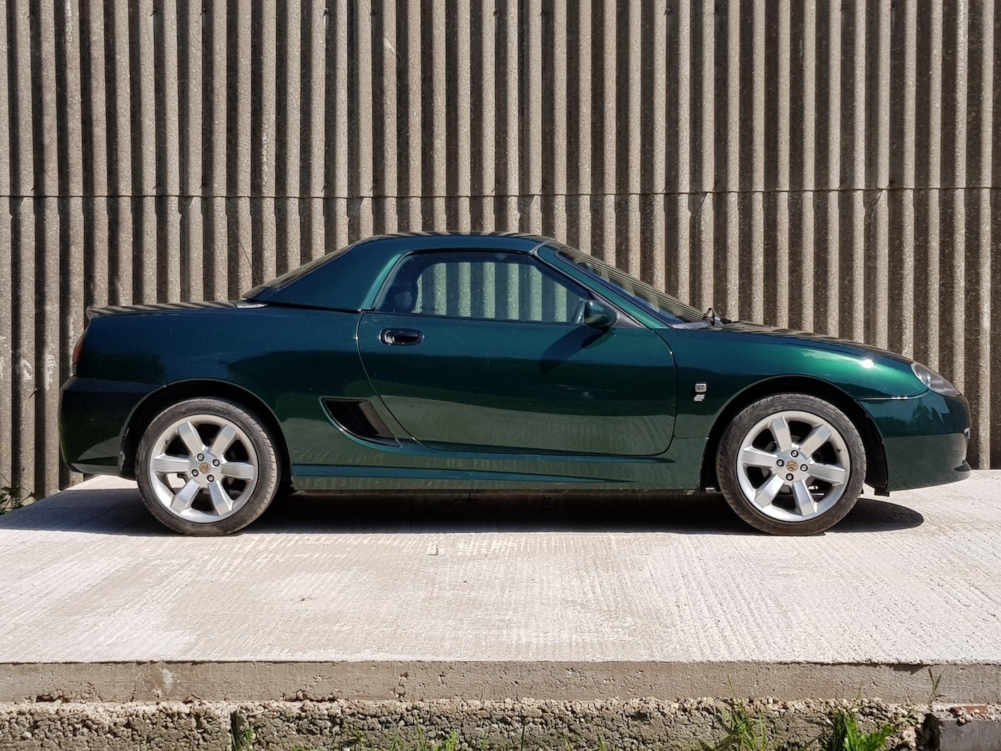 MG TF, 2003, British Racing Green For Sale (picture 1 of 6)