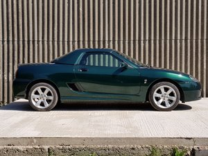MG TF, 2003, British Racing Green