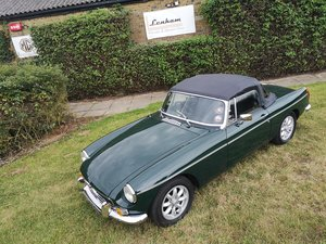 1972 Mg roadster For Sale