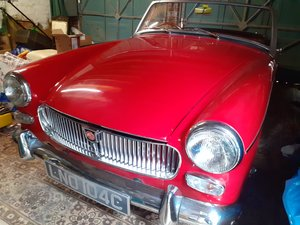 1965 MG Midget Fully Restored For Sale