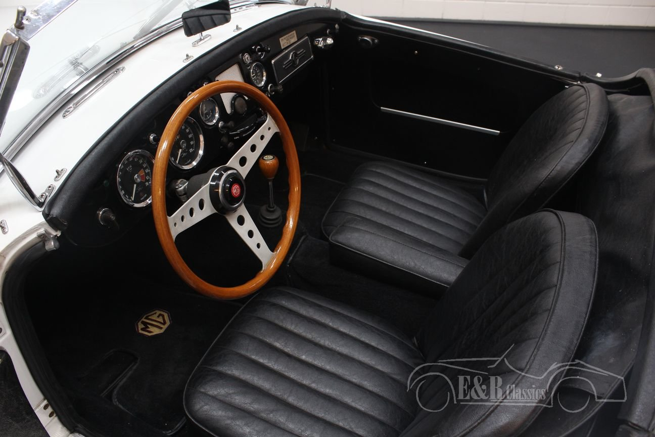 MGA Cabriolet 1961 Disc brakes front For Sale (picture 3 of 6)