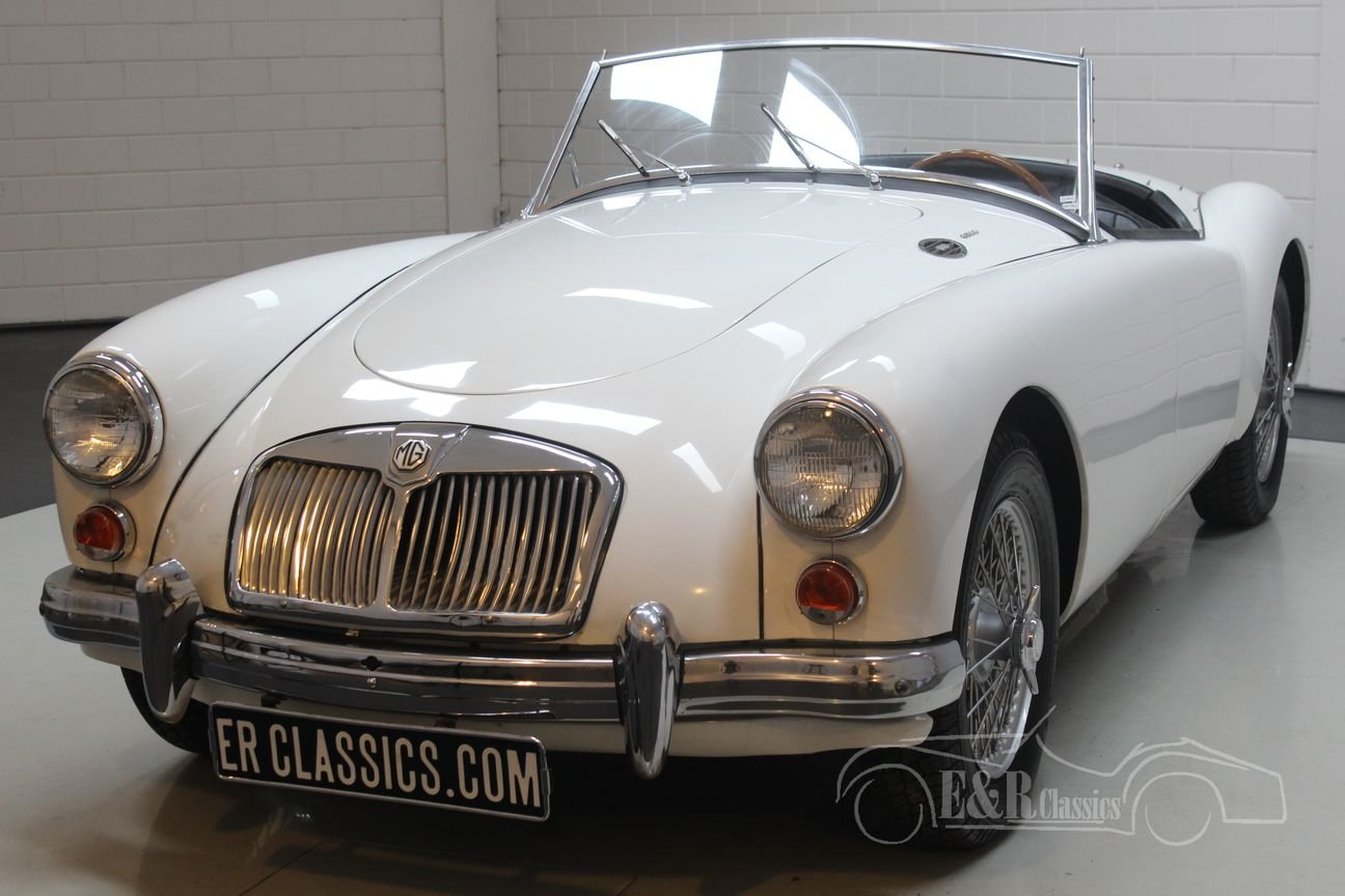 MGA Cabriolet 1961 Disc brakes front For Sale (picture 4 of 6)