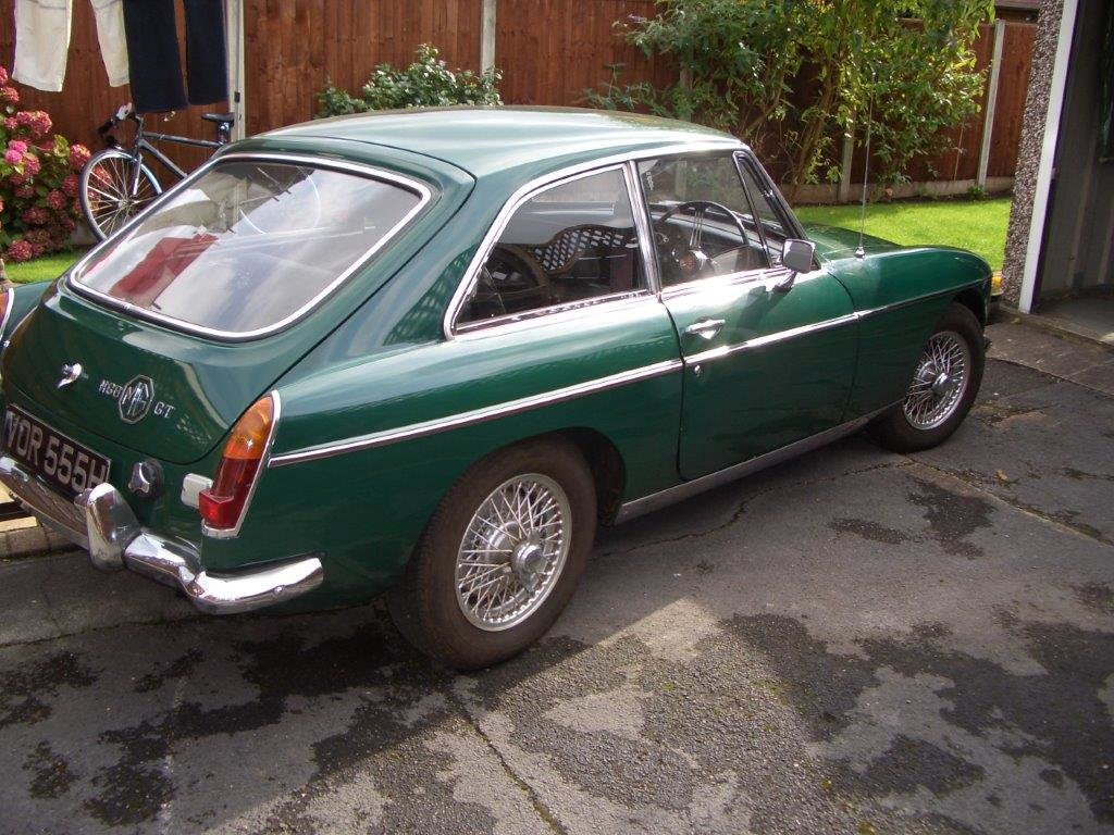 1970 MGB GT SOLD (picture 3 of 6)