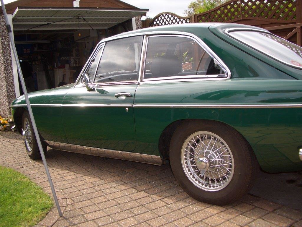 1970 MGB GT SOLD (picture 4 of 6)