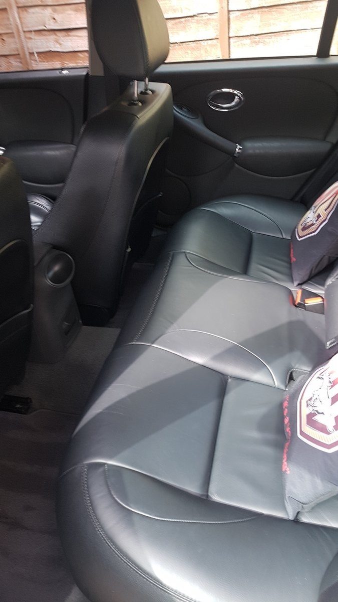 2003 MG ZT V8 260 SE For Sale (picture 5 of 6)