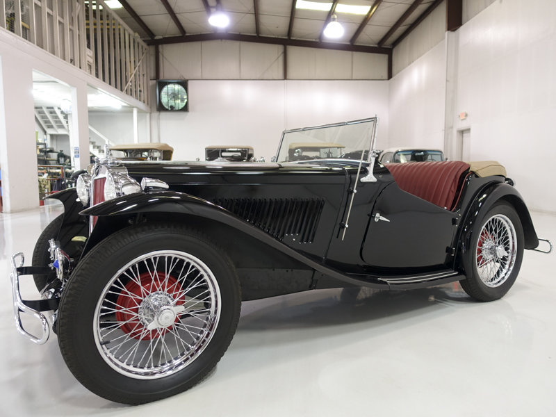 1948 MG TC Roadster For Sale (picture 1 of 6)