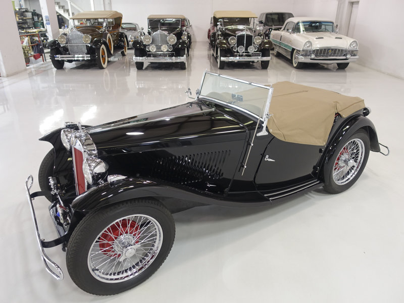 1948 MG TC Roadster For Sale (picture 2 of 6)