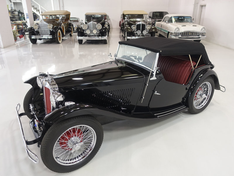 1948 MG TC Roadster For Sale (picture 3 of 6)