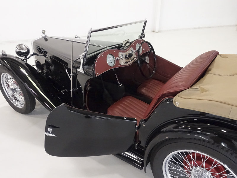 1948 MG TC Roadster For Sale (picture 4 of 6)