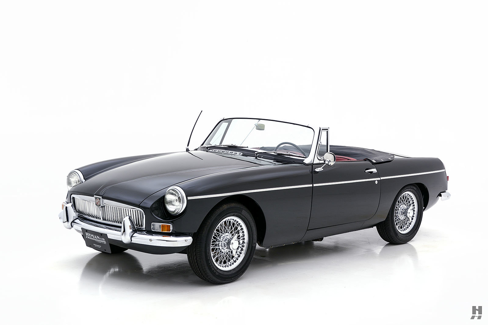 1963 MG MGB Roadster For Sale (picture 1 of 6)