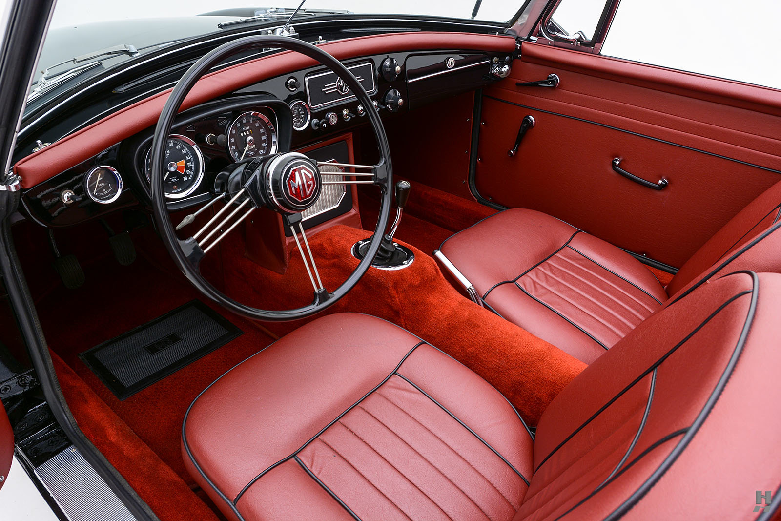 1963 MG MGB Roadster For Sale (picture 5 of 6)