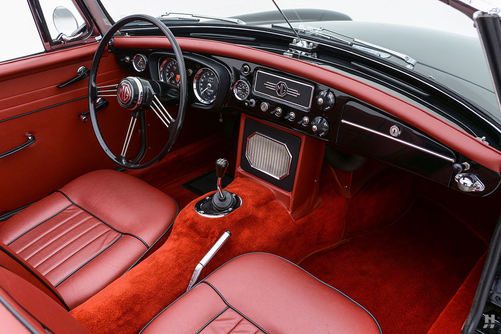 1963 MG MGB Roadster For Sale (picture 6 of 6)