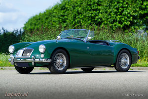 1960 very nice MGA 1600 LHD For Sale
