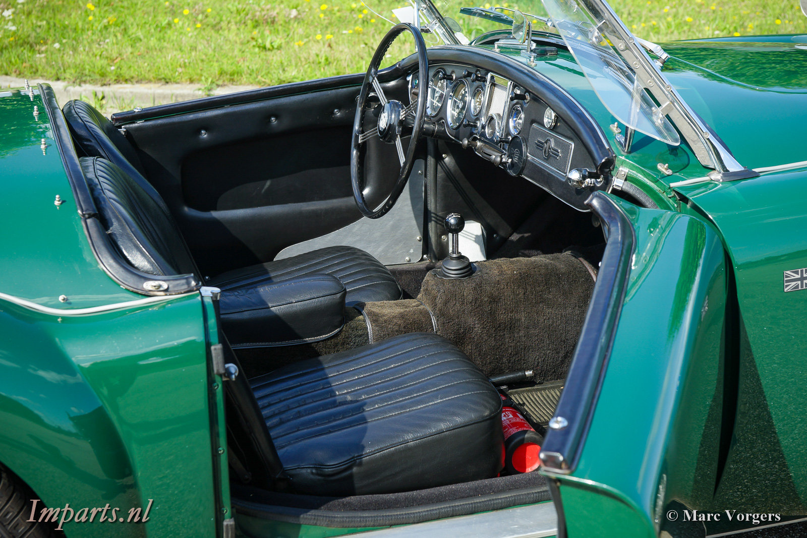 1960 very nice MGA 1600 LHD For Sale (picture 3 of 6)