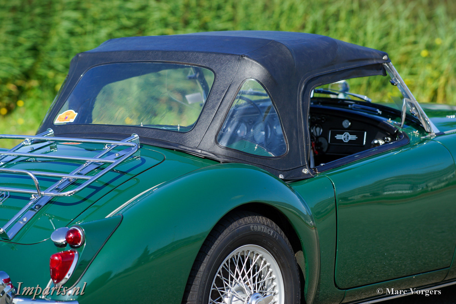 1960 very nice MGA 1600 LHD For Sale (picture 5 of 6)