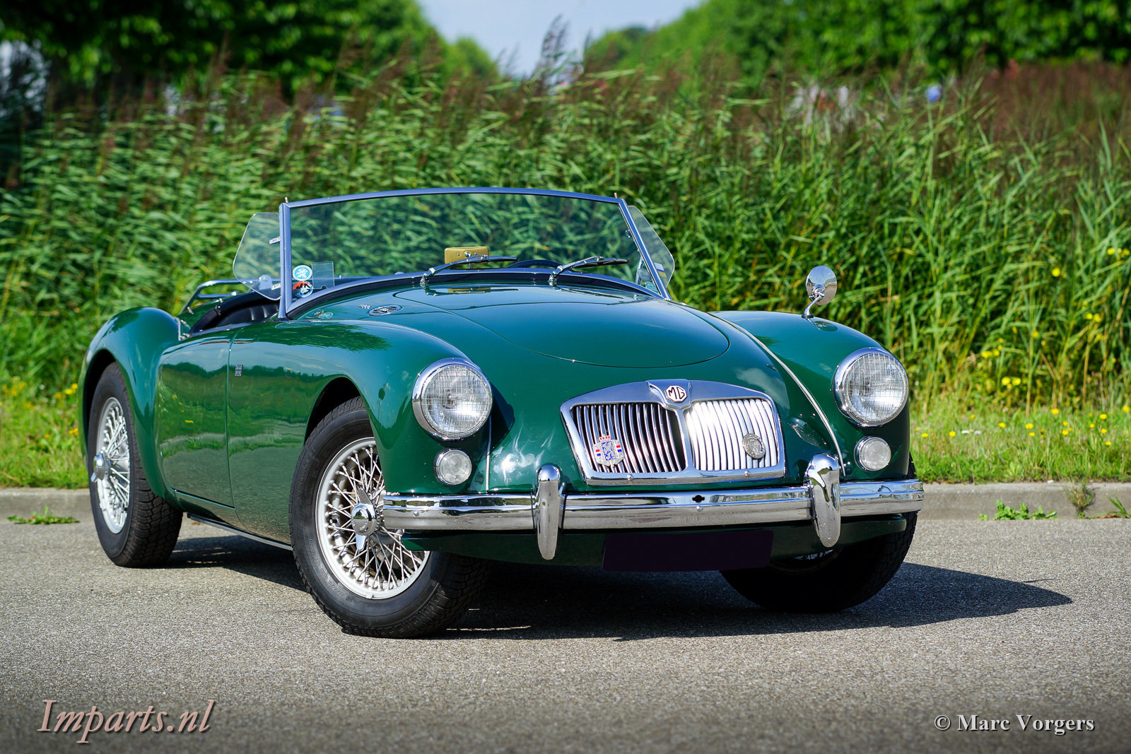 1960 very nice MGA 1600 LHD For Sale (picture 6 of 6)