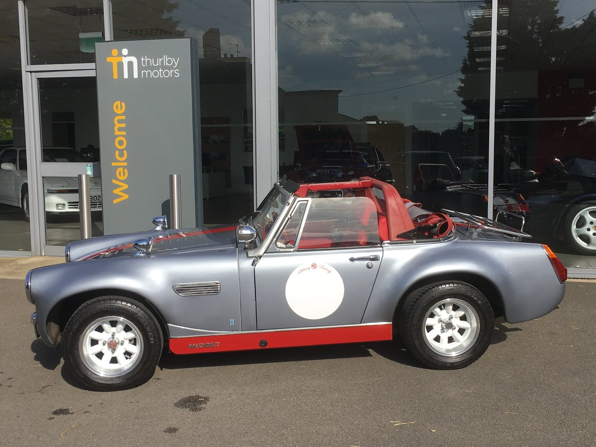 1972 Sebring Tribute Midget For Sale (picture 2 of 6)