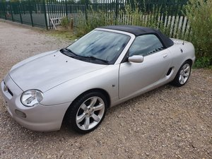 2000 MGF 1.8 VVC Convertible - FSH and virtually 1 keeper