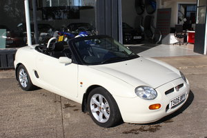 1999 MGF VVC,RARE COLOUR,HOOPS,53000 MILES,HEADGASKET