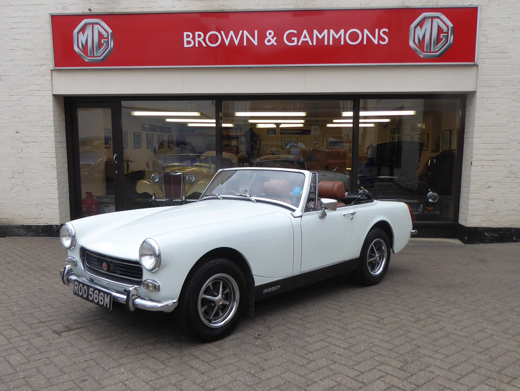 1974 MG MIDGET 1275 For Sale (picture 4 of 6)