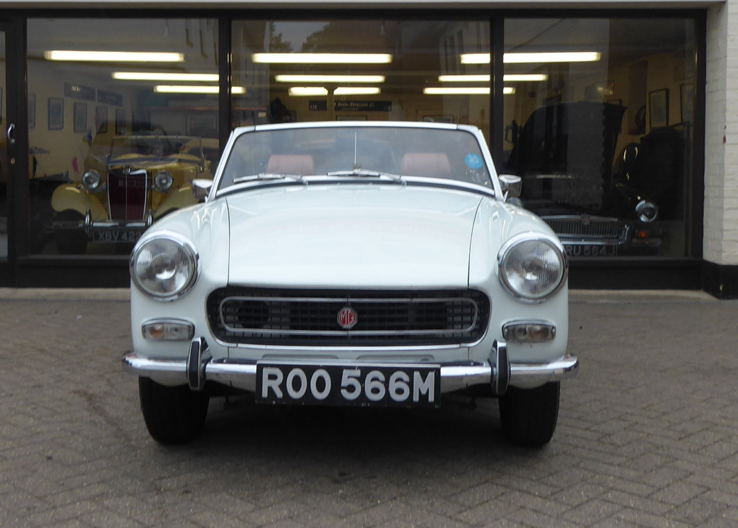 1974 MG MIDGET 1275 For Sale (picture 5 of 6)