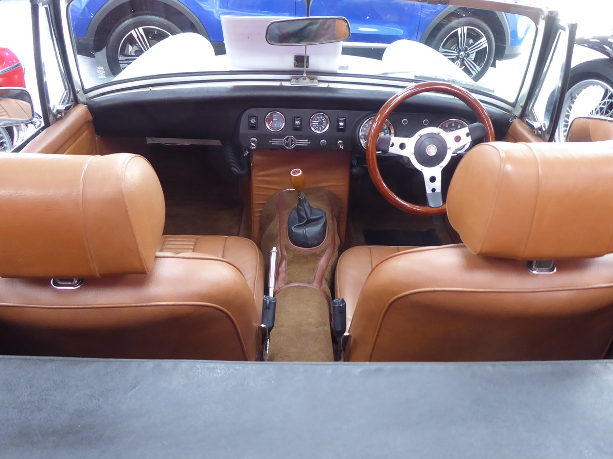 1974 MG MIDGET 1275 For Sale (picture 6 of 6)