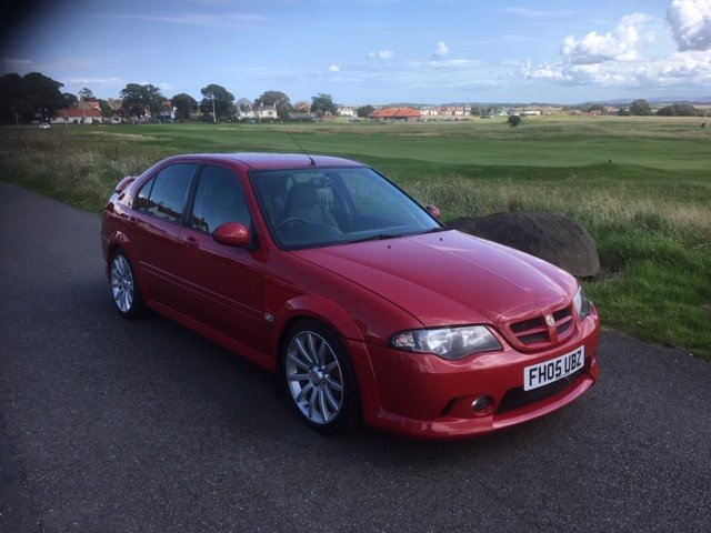 2005 MG ZS+Fantastic For Sale (picture 2 of 6)