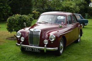 1959 MG MAGNETTE ZB - 19K MILES, WHAT AN AMAZING FIND!