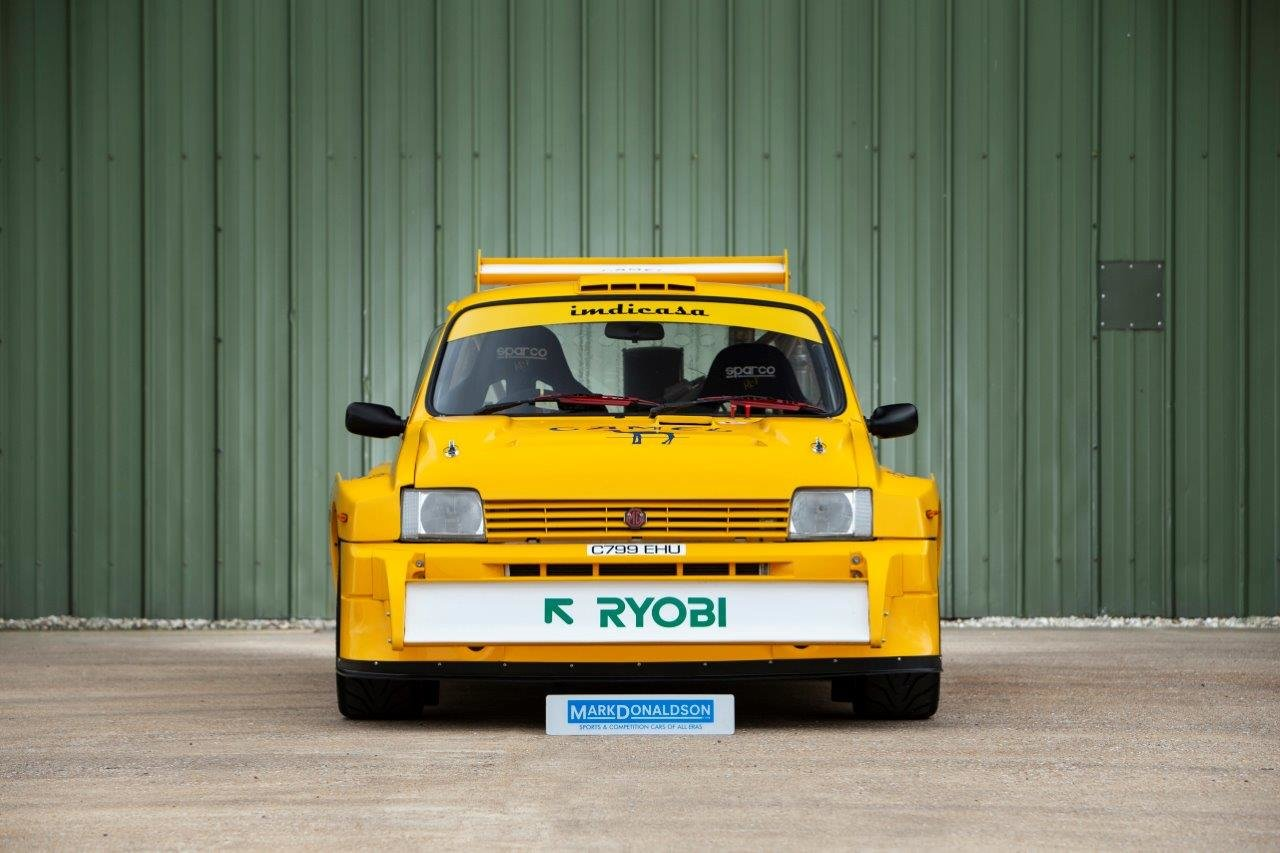 1985 MG Metro 6R4 Clubman For Sale (picture 1 of 6)