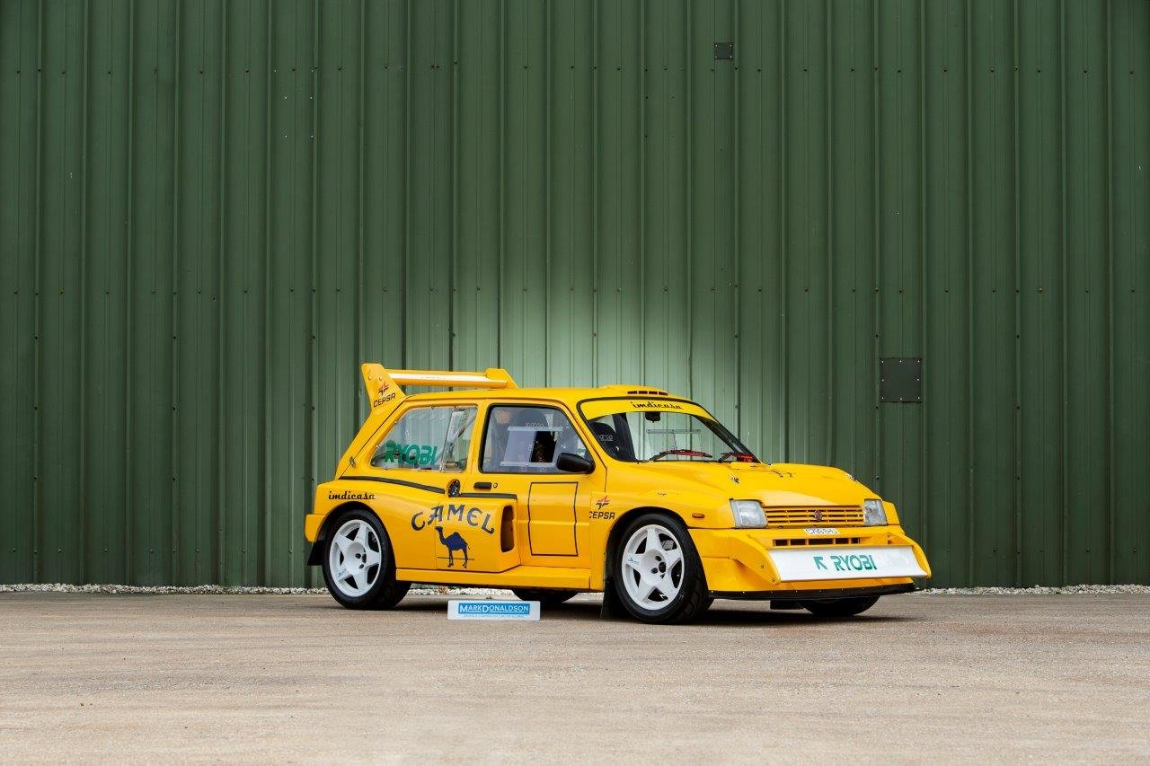1985 MG Metro 6R4 Clubman For Sale (picture 2 of 6)