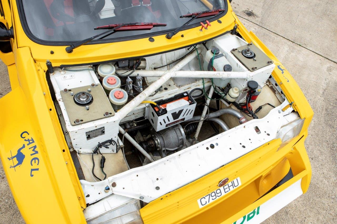 1985 MG Metro 6R4 Clubman For Sale (picture 6 of 6)