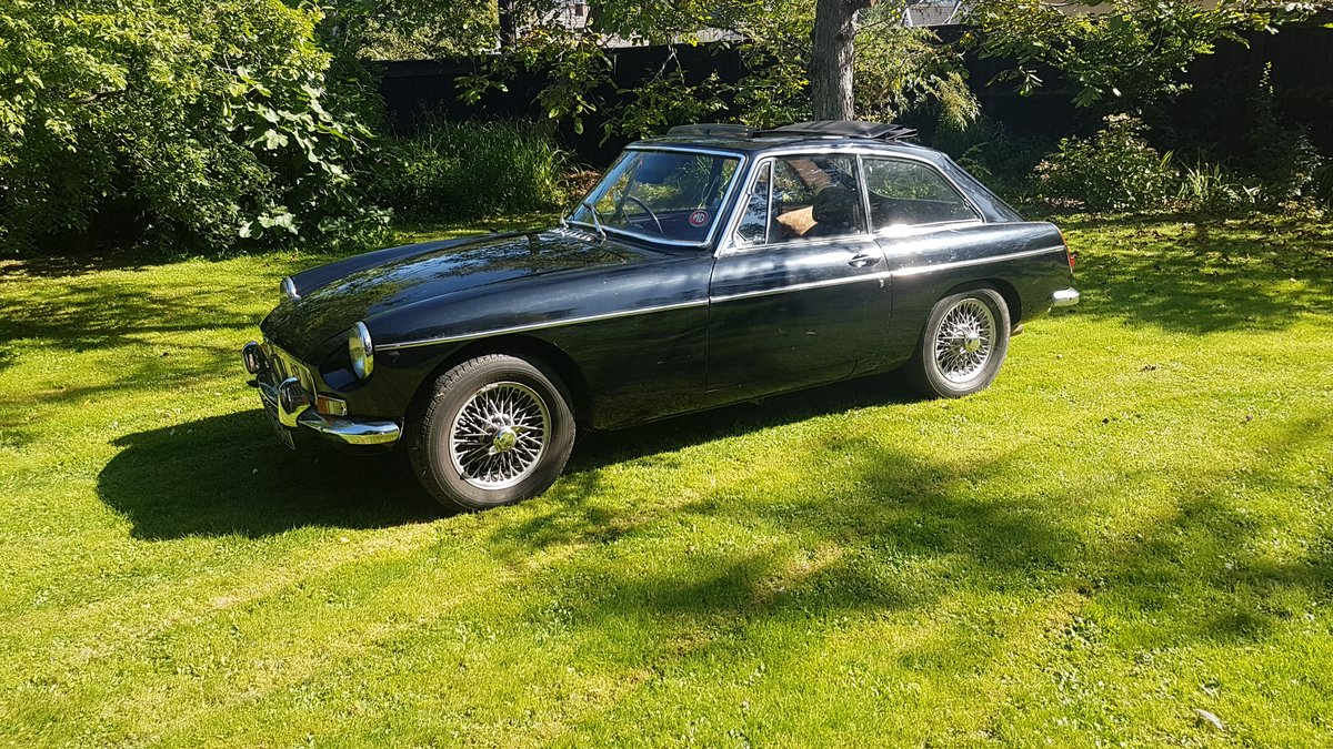 1970 MGB GT For Sale (picture 1 of 6)