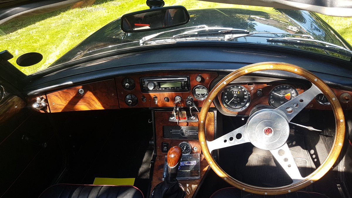 1970 MGB GT For Sale (picture 4 of 6)