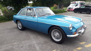 MGC in Blue with only 3 former keepers For Sale