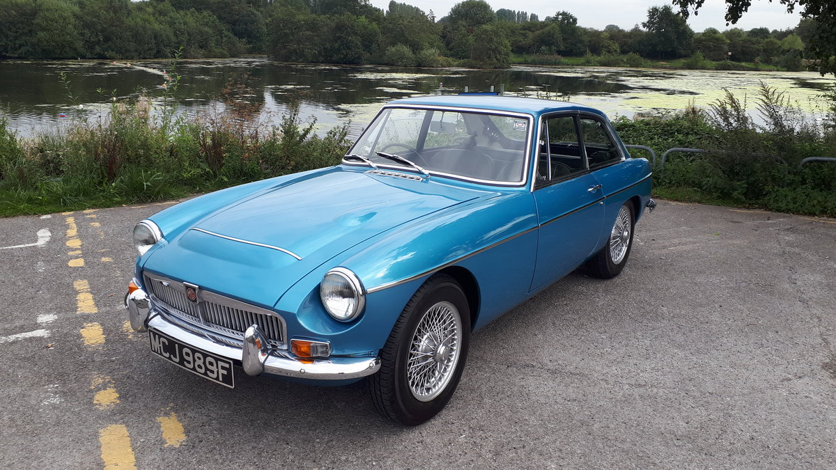 MGC in Blue with only 3 former keepers For Sale (picture 2 of 6)