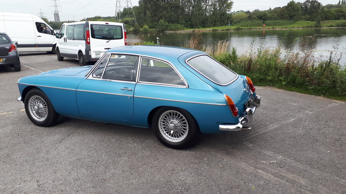 MGC in Blue with only 3 former keepers For Sale (picture 3 of 6)