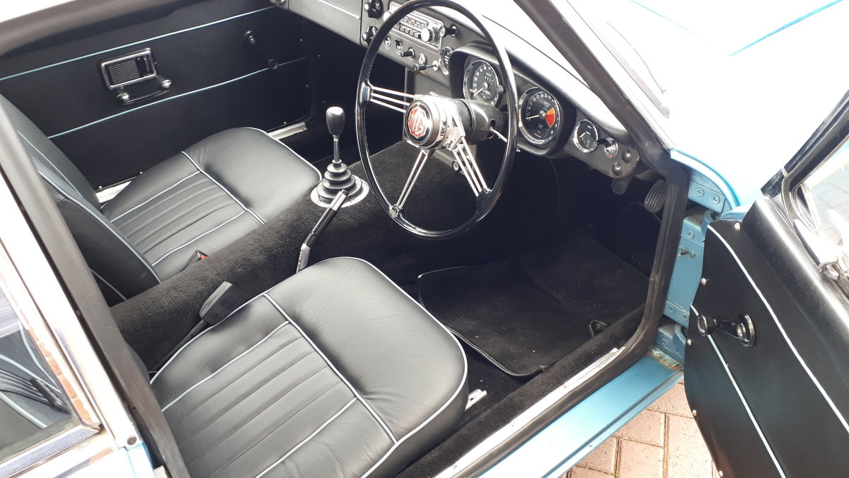MGC in Blue with only 3 former keepers For Sale (picture 6 of 6)