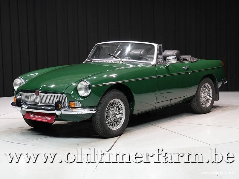 1978 MG B Roadster '78 For Sale (picture 1 of 6)