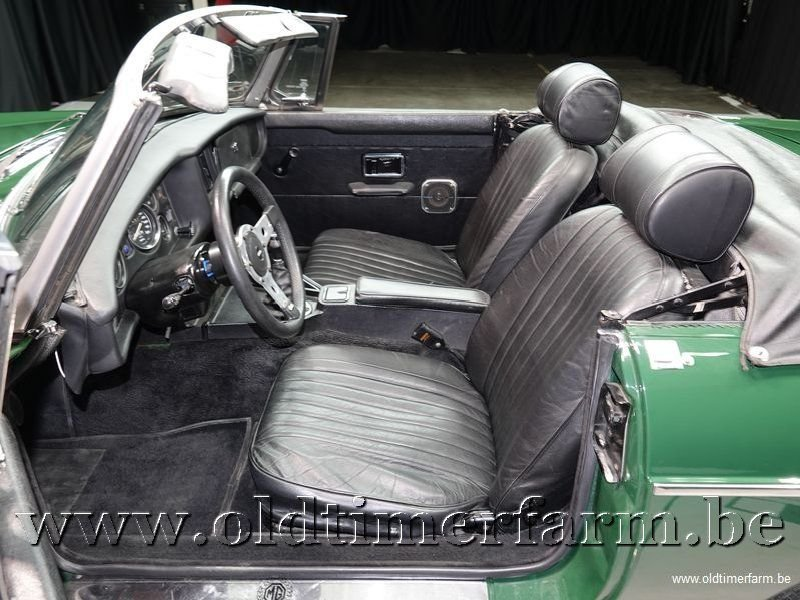 1978 MG B Roadster '78 For Sale (picture 4 of 6)