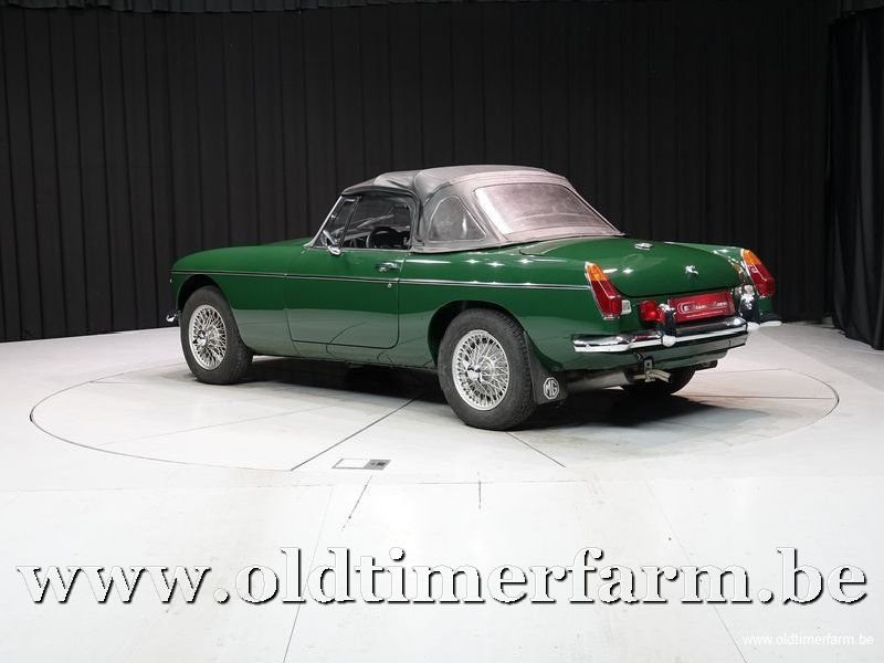 1978 MG B Roadster '78 For Sale (picture 6 of 6)
