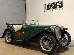 1939 MG TA Roadster  For Sale