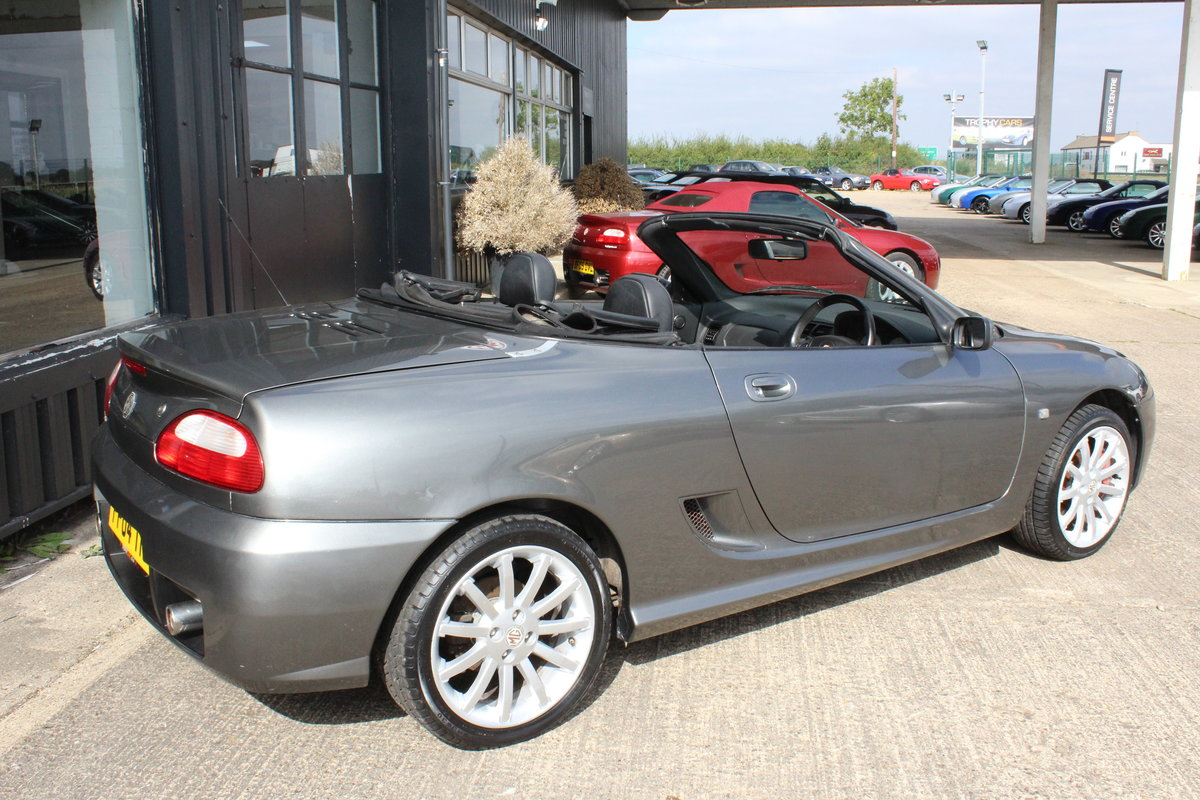 2004 MG TF 160, 47000 MILES,NEW HEADGASKET,1YR WARRANTY For Sale (picture 4 of 6)