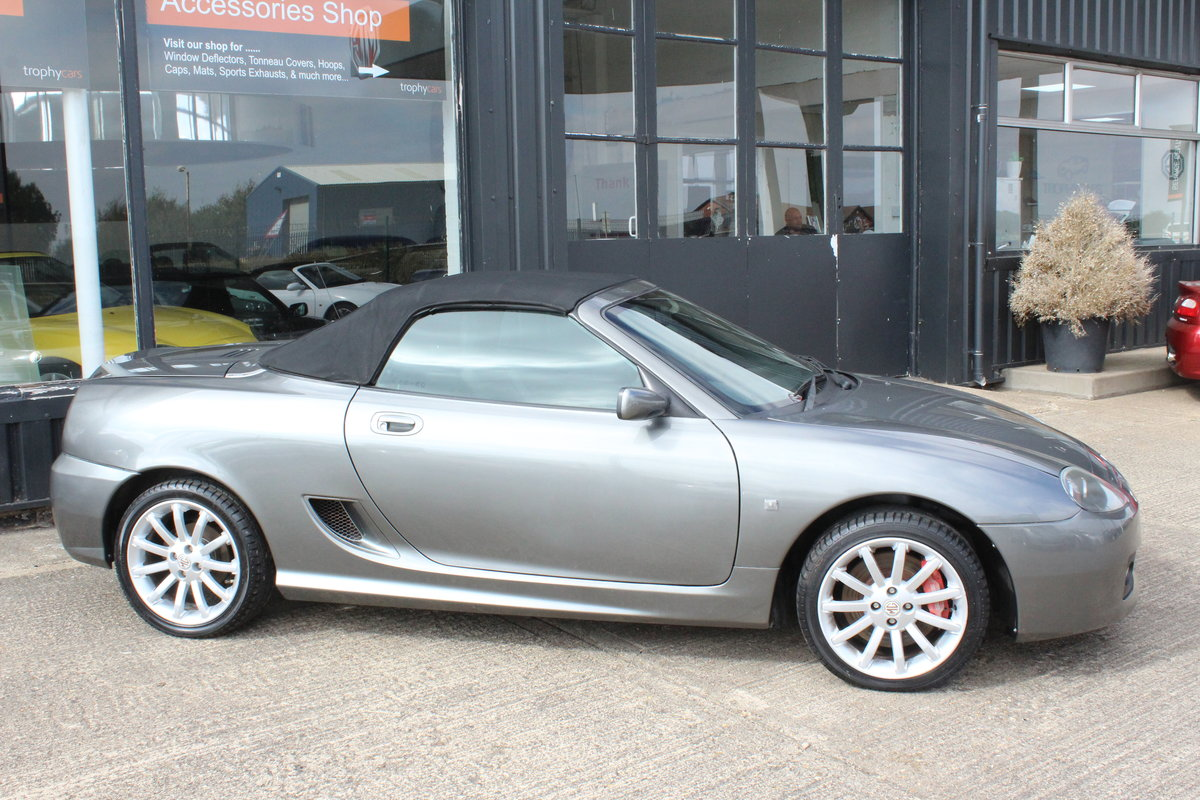 2004 MG TF 160, 47000 MILES,NEW HEADGASKET,1YR WARRANTY For Sale (picture 5 of 6)