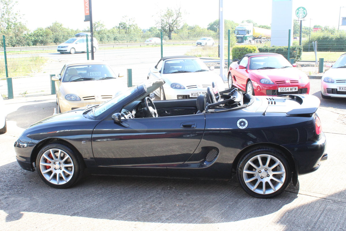 2001 MGF TROPHY 160,29K,SPORTS EXHAUST,HOOPS,NEW HEADGASKET  For Sale (picture 2 of 6)
