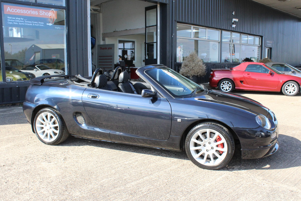 2001 MGF TROPHY 160,29K,SPORTS EXHAUST,HOOPS,NEW HEADGASKET  For Sale (picture 6 of 6)