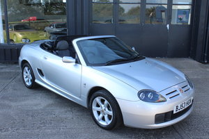 2003 MG TF 135,ONLY 19000 MILES,HARDTOP,NEW HEADGASKET